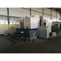 出售工厂拍卖机北一大隈MAR-630H卧式加工中心 二手卧式加工中心
