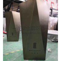 特攻不锈钢花箱定制_公园不锈钢艺术花钵花器_圆弧形花箱厂家生产