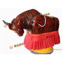 珠海藏龙游乐新型斗牛机生产厂家