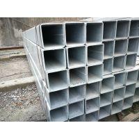供应上海优质正品源泰友发100*200Q235B热镀锌矩形方钢管大小规格齐全