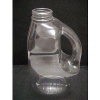 深圳吹塑加工定制各种PVC瓶子消毒水瓶玻璃水瓶