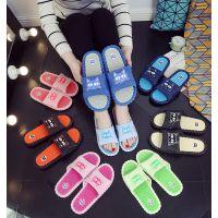 hd拖鞋女夏室内居家防滑塑料拖鞋夏季韩版男女士浴室可爱凉拖鞋