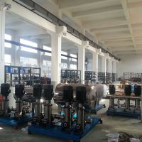 供应无负压生活(消防)变频恒压给水成套设备,不锈钢稳流罐高效节能环保参数定制