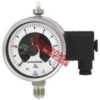 供应德国wika电接点压力表 PGS23.100