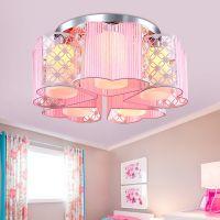 卧室吸顶灯 创意平板灯 客厅吊灯 书房餐厅灯饰 新品儿童房间灯