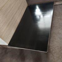 清水建筑木模板13mm多层板表面平整对角线一致星冠板材