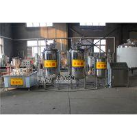 青海牦牛奶生产线 牦牛奶生产加工设备 小型牦牛奶生产线