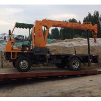 6吨随车吊 定做6吨8吨10吨12吨16吨随车吊 自制底盘