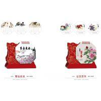 2019年猪年赣州台历印刷厂专业定制免费设计 100本起订