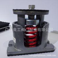 供应 弹簧减震器 ztg/zte阻尼弹簧减振器 供应风机空调弹簧减震器