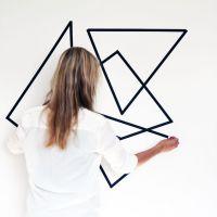 OURAN DIY 磁带墙纸艺术空间设计