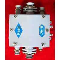 中西增安型通讯电缆接线盒 型号:FZ02-JHZD-0.1/127-8(B)库号M176348