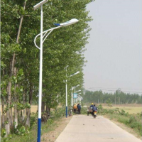 承运供应BY058湖北美丽乡村建设新农村太阳能路灯6米50W户外照明一体化超亮路灯景观灯庭院灯