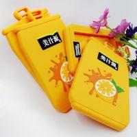 跨境厂家定制创意PVC行李牌卡通箱包配件硅胶登机牌吊牌 旅行牌