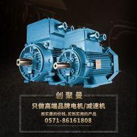 ABB电动机铸铁材质|ABB变频电动机带独立风机IC416运行平稳现货促
