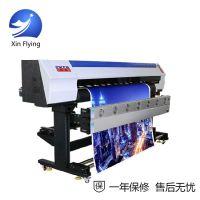 国产户外写真机车贴打印机