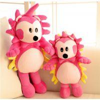 毛绒玩具定制公司企业吉祥物公仔婚庆礼品批发天线宝宝儿童布绒