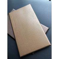 高品质环保吸音板 防火防潮硬包吸音板