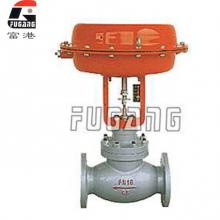 富港 供应气动薄膜套筒调节阀、套筒阀、气动阀专业供应厂价现货