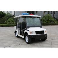 新能源保安纯电动巡逻四轮车 小区看房车景区物业观光车 城管执法巡逻车
