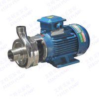 GLF25-8不锈钢离心泵-杂质泵-污水泵-无堵塞泵-艾特克牌水泵