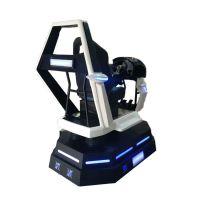 佳视VR赛车设备 模拟真实赛车三自由度9DVR动感赛车 vr体验馆设备