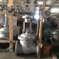 电动阀门厂家 Z941H-40C 铸钢 DN150 电动楔形铸钢闸阀 Z941Y