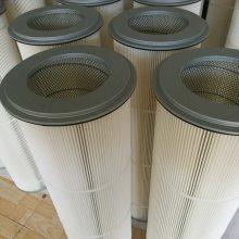 日本东丽覆膜除尘滤筒优质除尘滤芯-欧润达过滤器材厂
