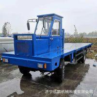 玖鹏8吨四不像钢筋运输车厂家 建材市场拉钢筋平板车