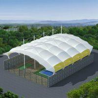 膜结构停车场-乌鲁木齐膜结构- 大疆丰景膜结构公司