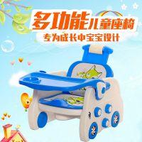 儿童坐便器洗头椅学步车多功能车加大婴儿马桶男女宝宝推车坐便凳