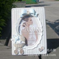 创意儿童宝宝相框影楼专用相架欧式照片墙组影楼婚纱照片框摆件