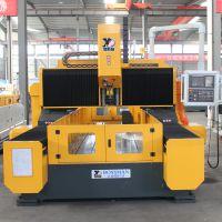 博斯曼厂家直销三轴龙门加工中心 数控型材加工中心轨道交通加工