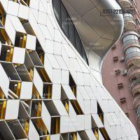 铝合金外墙板厂家 幕墙铝单板造型图案定制加工