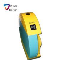 达维幼儿园智能闸机 儿童托管所摆闸 立式双向自动感应闸机厂家