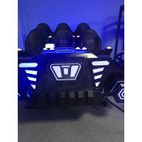多阿刘人暗黑飞船VR设备快速消化人流吞吐客流利器