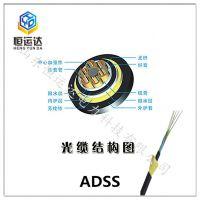 36芯ADSS光缆 云南OPGW室外光缆价格