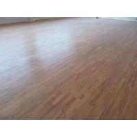 悬浮式体育木地板的辨别及特点