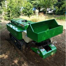 进去葡萄园内用履带式开沟机 润丰 柑橘地施肥回填机