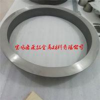 钛翻边钛三通钛四通钛管件按客户需求