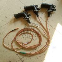 环网柜高压封闭线 环网柜便携型个人保安线 肘头型中高压接地线