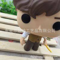 东莞塑胶公仔注塑PVC小玩具生产厂家定制出口日本精美塑胶玩具