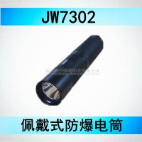 康庆科技 JW7302佩戴式防爆照明灯 海洋王新款小手电 USB充电JW7302现货