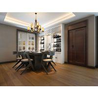 127平方现代简约装修风格案例介绍,一套有范儿的现代风新房