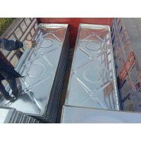无横缝SYSW大模块装配式消防水箱--地埋地上箱泵一体化