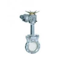 长寿泵阀电动刀型闸阀PZ973操作便捷、安全可靠