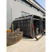 我公司专业生产化粪池钢模具.