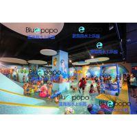 加盟蓝泡泡室内儿童水上乐园游乐设备——引爆商业新格局