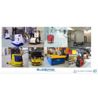 更适合中国工厂的叉车AGV,激光叉车agv 无需反射板 无条件限制上海同普电力