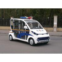 重庆厂家直供5座封闭式巡逻车电瓶车LEM-S5PAF